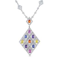 GEMSTONE NECKLACES & PENDANTS